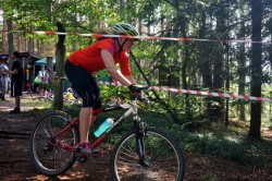 Start MTBO, foto: Kuba Holec