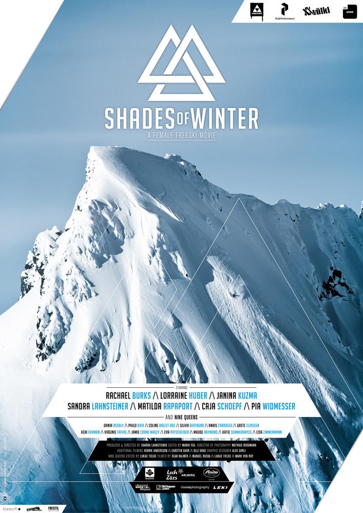 Plakát k filmu Shades of Winter