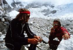 1980 BC Everest, Reinhold Messner a Jirka Novák