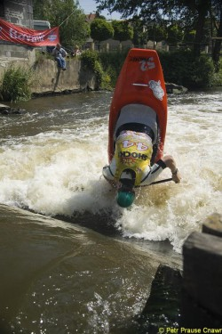 Foto: Kayak Freestyle