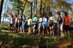 Hromadný start běžců