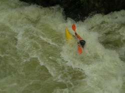Rodeovka na sjíždění řek není moc dobrá