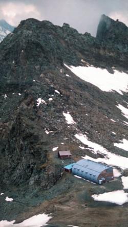 Chata kde jsme spali