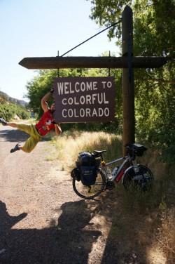 Další stát na řadě, na Colorado jsem se už dlouho těšil