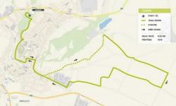 Závodní trasa Mikulov