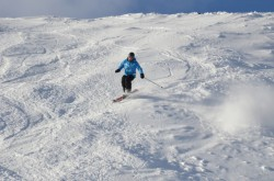 Ani sjezdové lyžování, snowboard, běžky, nejsou Oldřichovi cizí