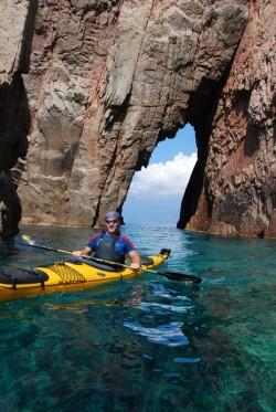 Korsika: Oldřichova oblíbená seakajaková destinace