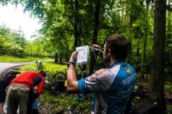 Pivo a mapa - EPO Survival 2014, Karlštějn