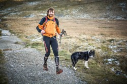 The Spine Race 2014, Anglie