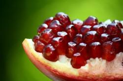 Granátové jablko je antioxidanty nabité...