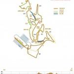 Mapka Singltracků<br>Foto: Bike vysočina