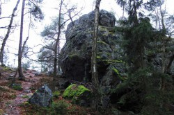 6,6km běžecká trasa: Kolem Zbirohu, Foto: Michal Tyl