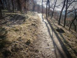 trail k Hrádku