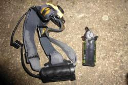 Vyndané baterie po mokrém testu