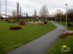 Park u Chodovské tvrze