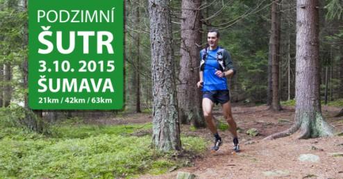 Chceš ochutnat legendární závod ŠUTR a poznat krásný traily na šumavském Zadově? Můžeš si vybrat, půlmaraton, maraton nebo ultra. (21km > 42km > 63km). Registrace byla právě otevřena.Termín 3.10. 2015.